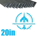 J.Racenstein Rubber Professionalsqueegees 20in(12)SFT