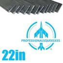 J.Racenstein Rubber Professionalsqueegees 22in(12)SFT