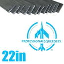 J.Racenstein Rubber Professionalsqueegees 22in(144)HD