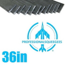 J.Racenstein Rubber Professionalsqueegees 36in(12)SFT