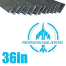 J.Racenstein Rubber Professionalsqueegees 36in(144)HD