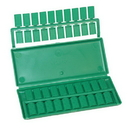 Unger P-Clip Clips Plastic Green (40) Unger