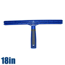 T-Bar 18in Blue Ergonomic Handle