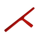 Pulex VECO0160-T T-Bar Plastic Red 18in Pulex