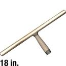 J.Racenstein 10035 T-Bar Ergo Fixed 18in Alum Tube