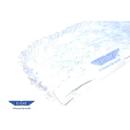 Ettore 40022 Sleeve Pro+ Microfiber 22in Ettore