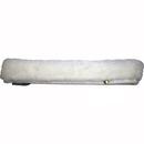 Sorbo 1884 Sleeve White w/Brass Snaps 10in Sorbo
