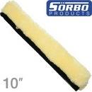 Sorbo 3002 Sleeve Yellow w/Brass Snaps 10in Sorbo