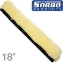 Sorbo 3004 Sleeve Yellow w/ Brass Snaps 18in Sorbo