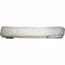 Sorbo 1887 Sleeve White w/Brass Snaps 22in Sorbo