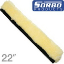 Sorbo 3005 Sleeve Yellow w/ Brass Snaps 22in Sorbo