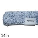 20344 Sleeve 14in MicroFibr Silver w/End Scrub
