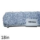 20345 Sleeve 18in MicroFibr Silver w/End Scrub