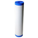 J.Racenstein 20027 DI Filter 4in x 10in Blue/White