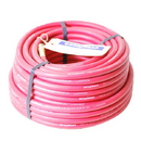 Hose 1/4in 100ft Red Rubber Goodyear