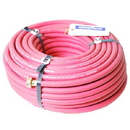 J.Racenstein Hose 1/2in 200ft Red Rubber