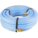 J.Racenstein Hose 5/16in 100ft Clear Braided