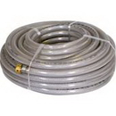 J.Racenstein Hose 3/8in Clear Braided per ft