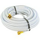 J.Racenstein Hose 3/8in 150ft Clear Braided