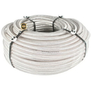 J.Racenstein Hose 3/8in 300ft Clear Braided