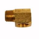 3 Star 116A-A Street Elbow Brass 1/8in