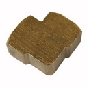 3 Star 100A-A Elbow Brass 1/8in