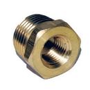 3 Star 110A-DB Bushing Hex Brass 1/2in X 1/4in