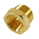 J.Racenstein Bushing Hex 1in X 3/4in