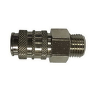 EZ Snap Fem End Stop Coupling w/M thread