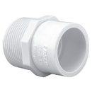J.Racenstein 436-073 Adaptor Male 1/2in npt-3/8in Socket PVC