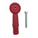 J.Racenstein 40015 Reach Around Red acme thread w long bolt