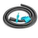 J.Racenstein 23884 Bucket filling hose & Connector Moerman