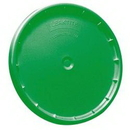 J.Racenstein 6GLDG10 Lid for 5 gal Bucket Green