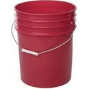 J.Racenstein Bucket Red 5Gal Round