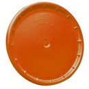 J.Racenstein 6GLD010 Lid for 5 gal Bucket Orange