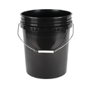 J.Racenstein Bucket Black 5Gal Round
