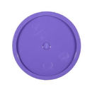 J.Racenstein 345PPL Lid for 5 gal Bucket Purple