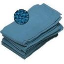J.Racenstein Towel Surgical Blue NEW Pre-washed 10LB