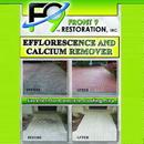 J.Racenstein F9 Efflorescence/Calcium Remover 55 Gal