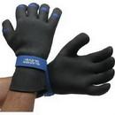 Glacier Gloves 802L Gloves Glacier fleece neo w/curve WP (L)