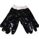 Balco Rubber Gloves Glove PVC Dipped w/Knit Wrist Universal