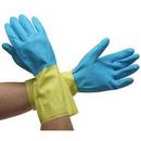 Balco Rubber Gloves CHMY-XL Gloves Neoprene/Latex Chem Resistant XL