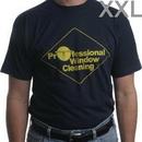 Navy T-Shirt Xxl