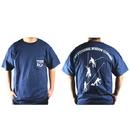 J.Racenstein Navy T-Shirt 4 Dudes Lg