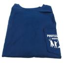 Navy T-Shirt 4 Dudes Med