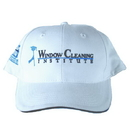 J.Racenstein Hat White Window Cleaning Institute