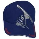 J.Racenstein Hat Blue Squeegeelution