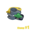 Unger 17152 Clamp 1 complete nLite Yellow
