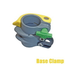 Unger 17169 Clamp for Base complete nLite Yellow