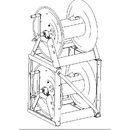 J.Racenstein 7480-12 Stacking Bracket for 1125 Reels Cox
